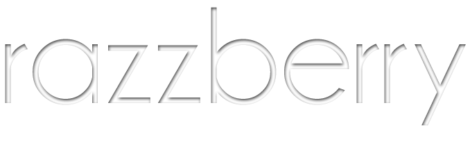 Razzberry Design & Photogrpahy Logo